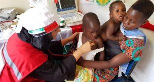 Dünyada 1 milyon kadın ve çocuğu tedavi ettiler
