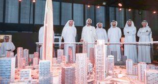 Dubai Hükümdarı Cumeirah Tower'da