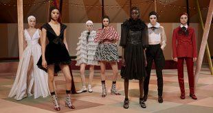 Dubai modası Dior defilesine hazırlanıyor