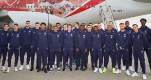 Arsenal Futbol Takımı Dubai'de