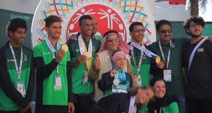 Suudi Arabistan'a ödül yağdı