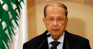 Lübnan Cumhurbaşkanı: Ekonomik durum kötüye gidiyor