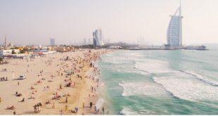 Altın kumu ve kristal suyuyla en iyi plajlar Dubai'de