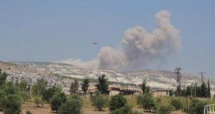 Hama'da sarin gazı mı kullanıldı?