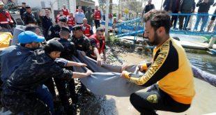 Musul'daki tekne faciası Iraklıları birleştirdi