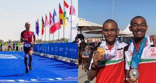 BAE, Özel Olimpiyatlar'daki ilk altın madalyasını kazandı