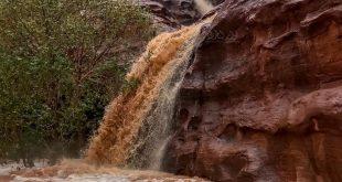 Mutlaka görün… Suudi Arabistan Zeytah Dağları'nın dibinde bulunan mağaralardan görüntüler