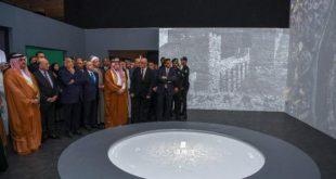 """Irak Başbakanı """"Terörle Yıkılan Şehirler"""" sergisinin açtı"""