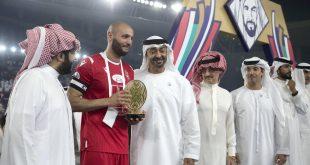 Abu Dabi Veliahtı, Zayid Şampiyonlar Kupası galibini taçlandırdı