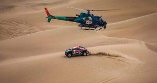 Dakar Rallisi Suudi Arabistan'da düzenlenecek