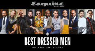 Orta Doğu'nun en iyi giyinen erkekleri