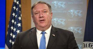 Pompeo'dan İran'a uygulanan silah ambargosunun süresinin uzatılması için çağrı