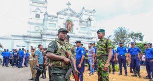 Sri Lanka'da birçok güvenlik yetkilisi görevden alındı