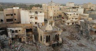 Terörizmle Yok Edilen Şehirler Sergisi, Riyad'da başlıyor