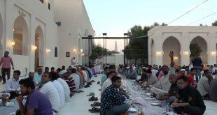 Suudi Arabistan'da iftar vakti