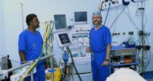 Uluslararası Balsam Örgütü, 2 bin 500 kişiyi tedavi etti