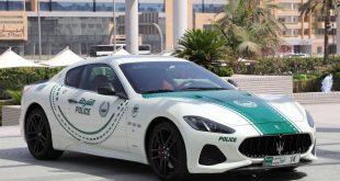 Dubai Polisi artık Maserati kullanıyor!
