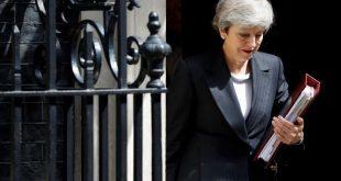 May, Corbyn'den Brexit için destek istedi