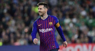 Messi: Zayıf bir takımız, maçlar arzulu ve baskılı futbolla kazanılıyor