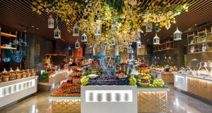 Dubai'de Türk iftarı: Turkuaz, Rixos Premium Dubai
