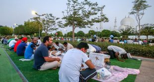 Ramazan'da Şeyh Zayed Camii…