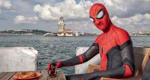 Örümcek Adam İstanbul'da!