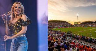 Dubai'de Kylie Minogue rüzgarı esecek
