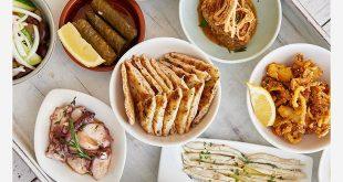 Dubai'de ziyaret etmeniz gereken 5 Yunan restoranı
