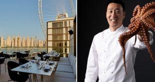 Dubai'nin en modern Japon mutfağı: Paru