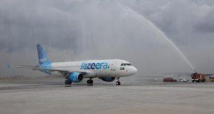 Jazeera Havayolu'nun Sabiha Gökçen'den Kuveyt uçuşları başladı