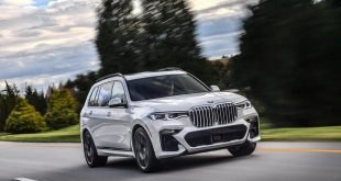 BMW Orta Doğu'da yeni X7 modelini çıkardı