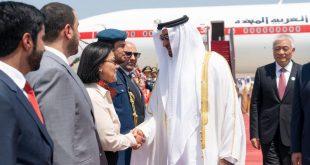 Şeyh Muhammed bin Zayid'in Çin'e resmi ziyareti başladı