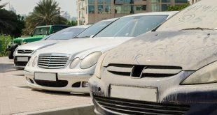 Dubai'de arabasını yıkatmayana 136 dolar para cezası!