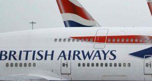 British Airways, Kahire'ye düzenlediği uçuşları durdurdu