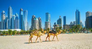 Dubai'nin en gösterişli tatil mekanları