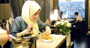 Güney Kore'de Suudi lezzetleri vazgeçilmez oldu