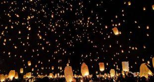 Dünyanın en büyük fener festivali Dubai'ye geliyor