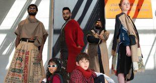 Geleceğin modacıları Esmod Dubai mezunlarının defilesi nefes kesti