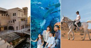 Dubai'nin bütçe dostu tatil mekanları