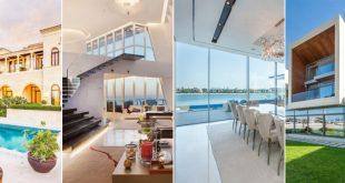Dubai'nin en pahalı en lüks villaları