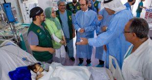Birleşik Arap Emirlikleri Faslı çocukları unutmadı