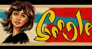 Google, Mısırlı oyuncu Madiha Kamel'in 73. doğumgününü unutmadı