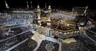 Mescidi Haram, Beytullah'ın misafirleri ile dolup taşmaya devam ediyor. Hacıların sayısı dün, bir milyon 800 bin 869 'a ulaştı