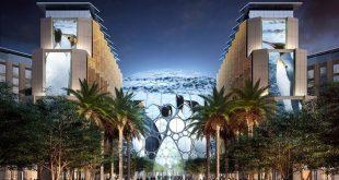 Dubai EXPO 2020 peyzajı için 75 milyon dolar harcanacak