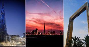 En iyi Dubai fotoğrafları