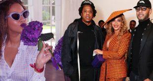 Beyonce'un giydiği Dubai tasarımına rekor beğeni