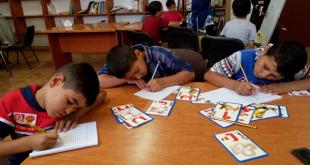 Dubaili öğrenciler geri dönüşüme katkı sunuyor