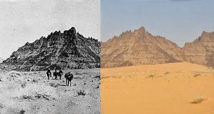 Suudi Arabistan'ın 100 yıllık değişimi