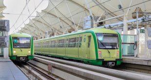 Son teknolojiyi kullanan metro sistemi hacıları trafikten uzak tuttu