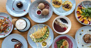 Dubai Marina'da Vegan Brunch keyfi